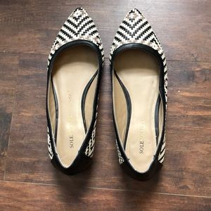 Sole Society pointed flats